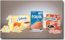 Artificial Sweetener Options