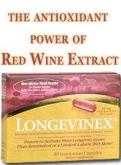 Rezveratrol – Red Wine Extract – Longevinex