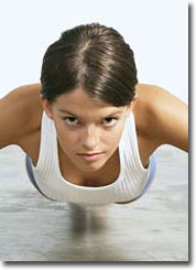 Lose weight fast with resistance training.